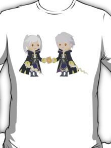 Chibi Robins Vector T-Shirt
