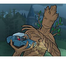 The Whomping Groot Photographic Print