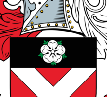 Currie Coat of Arms (Scottish) Sticker