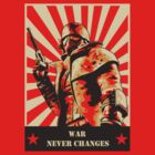 War never changes by icedtees