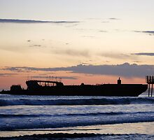 Cement Ship by Miriam Gordon