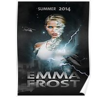 Emma frost Movie poster Poster