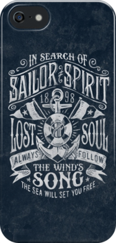 Sailor Spirit by HINKLE