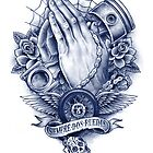 Praying Hands by HINKLE