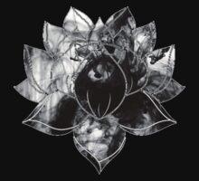 Black Smoke Lotus by Sarah Ball (TheMaggotPie)