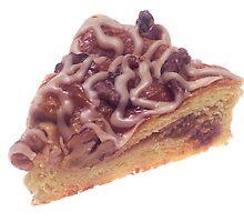 Danish Dessert Pastry by BravuraMedia