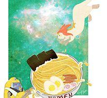 See you in Ramen Baby by AspenBear