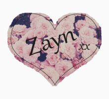 zayn heart by fandomartwork