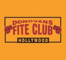 Ray Donovan Fite Club logo by movieshirt4you