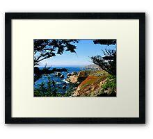 #903 Framed Print