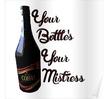 Your bottle Poster