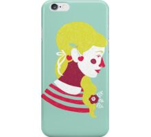 cherries on your ears iPhone Case/Skin