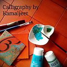 CREATIVE STEPS! by kamaljeet kaur