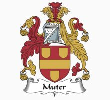 Muter Coat of Arms (Scottish) Kids Clothes