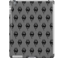 Skyrim Pattern iPad Case/Skin