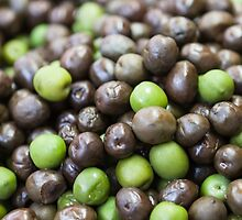 olives in brine by spetenfia