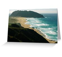 #1118      Point Sur Greeting Card
