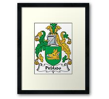 Pitblado Coat of Arms (Scottish) Framed Print