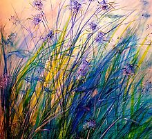 Wild is the Wind by ©Janis Zroback