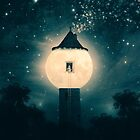 The Moon Tower by BelleFlores