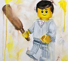 Anyone for cricket by Deborah Cauchi