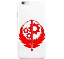 B.O.S. Red iPhone Case/Skin