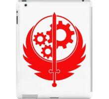 B.O.S. Red iPad Case/Skin
