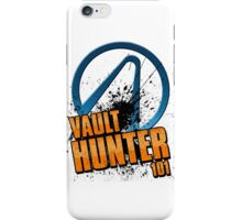 Wasteland Vault Hunter 101 iPhone Case/Skin
