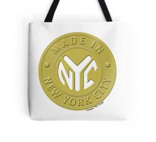 Made In New York Tote Bag