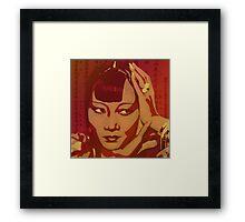 Anna May Wong Framed Print