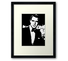 Cary Grant In A Tux Framed Print