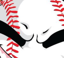 Baseball Logo Sticker