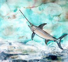 Perfect Day for Fishing by Linda Ginn Art