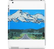 Abstract Painting Mt Everest iPad Case/Skin