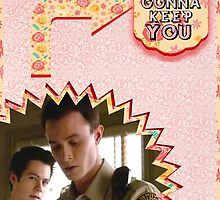 My Teenwolfed Valentine [I Like You, I'm Gonna Keep You] by thescudders
