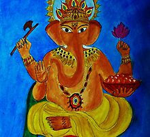 Ganesh, Remover of Obstacles by ChaosGate