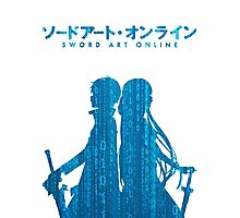 Sword Art Online - Fan Art Photographic Print