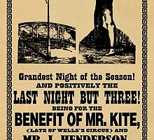Being for the Benefit of Mr. Kite by Bryan Gibbs