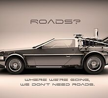 Back To The Futur by iamfester