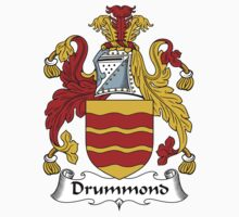 Drummond Coat of Arms / Drummond Family Crest by ScotlandForever