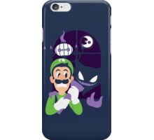Haunter's Mansion iPhone Case/Skin