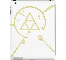 The Legend of the Triforce iPad Case/Skin