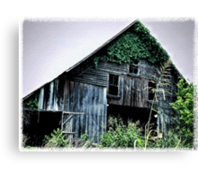 From which Memories are Made Canvas Print