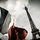 Vive La Tour Eiffel! by Mitch Waite