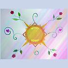 Sun power by JoAnnFineArt