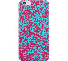 Reaction Diffusion iPhone Case/Skin