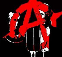 Anarchist Farmers by iSeymourDesigns