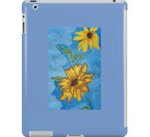 Lil' Bit of Sunshine in Plastic Wrap. iPad Case/Skin