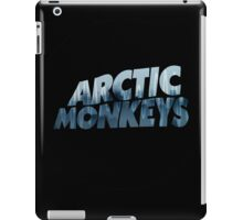 Arctic Monkeys Foggy City  iPad Case/Skin
