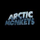 Arctic Monkeys Foggy City  by Samantha Chung